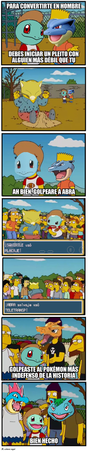 MegaUltraSuperHiperContra PokeMeme