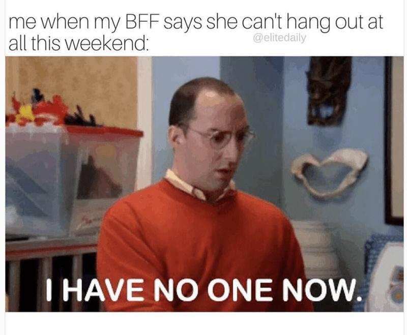 No plans - meme