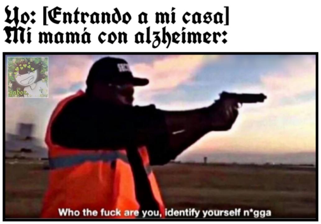;; v. - meme