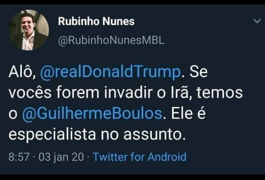 Brasil tem meme pra tudo