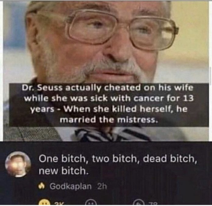 He's a player - meme