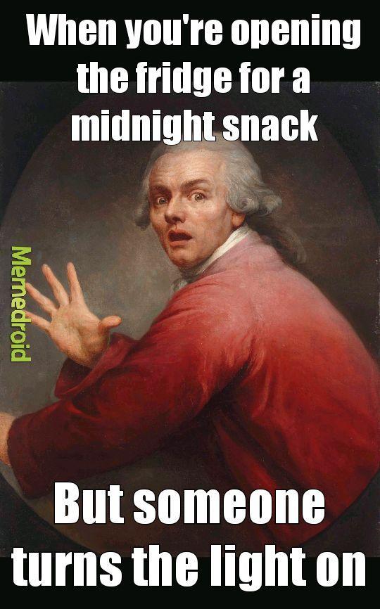 Joseph Ducreux lol - meme