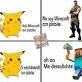 Minecraft con pistolas