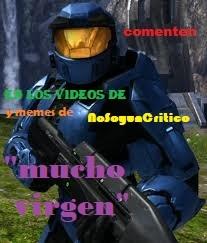 Mucho virgen - meme