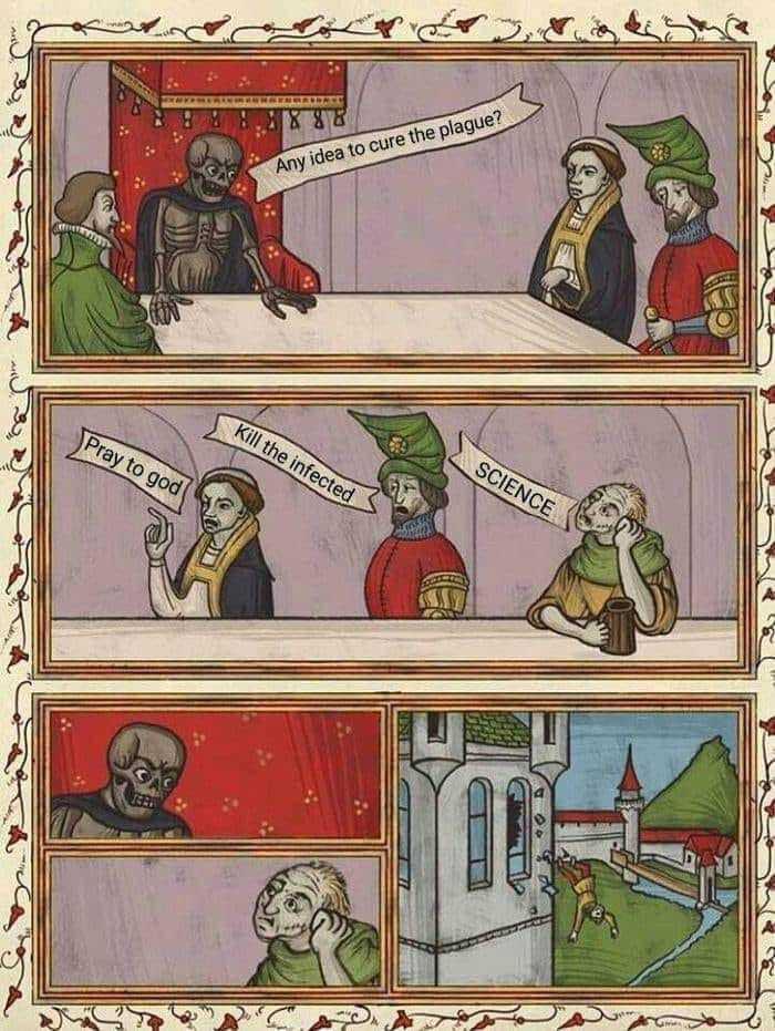 Covid 19 - meme