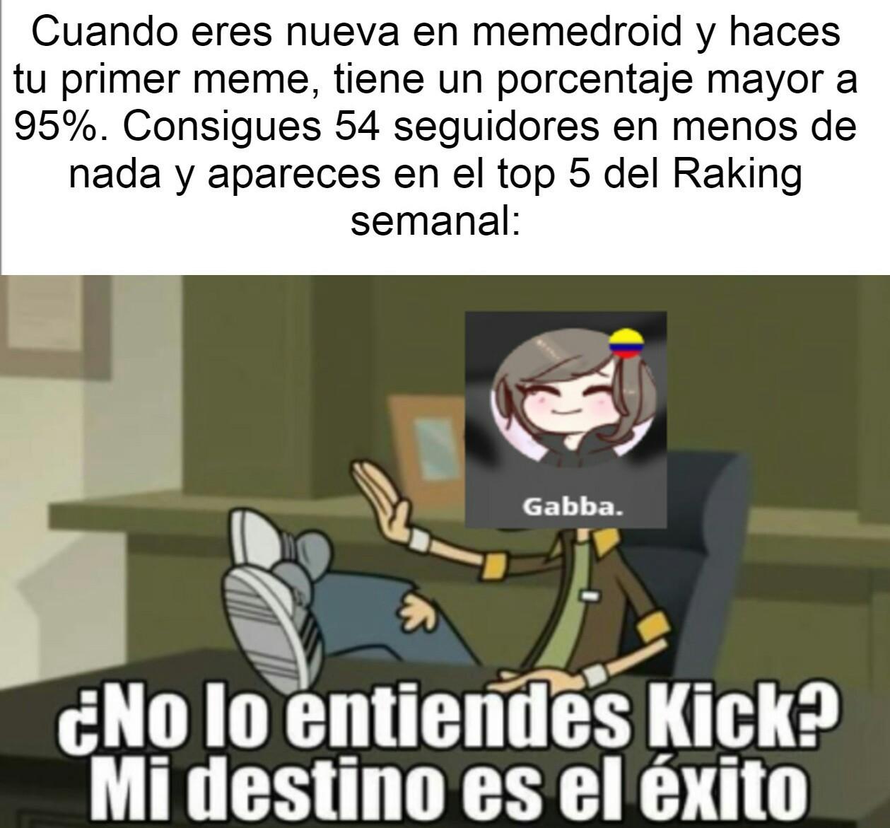 Orgullo Colombiano - meme