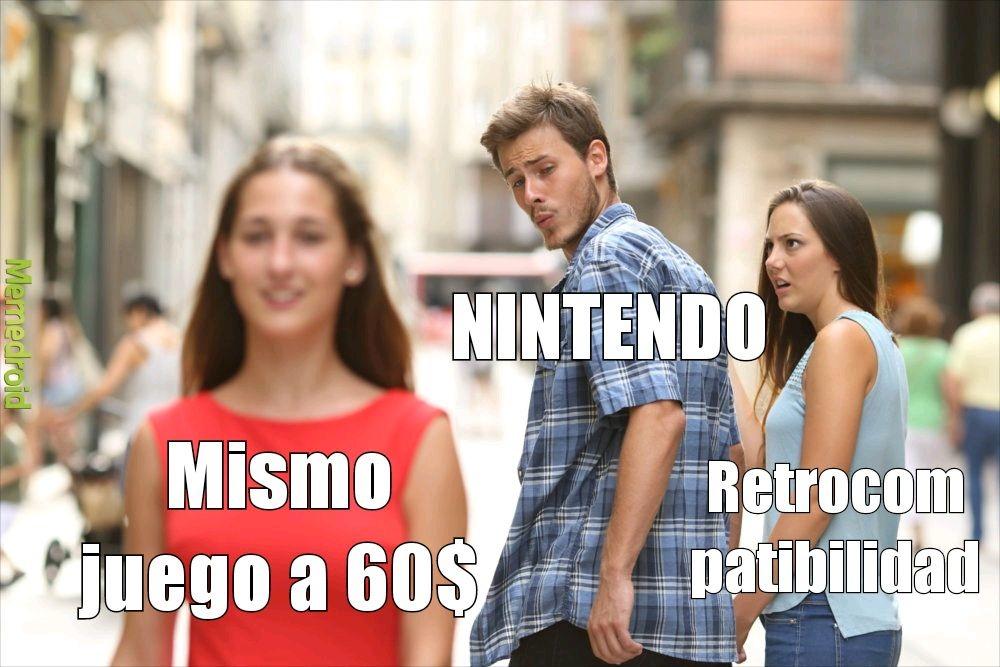 Ay Nintendo... - meme