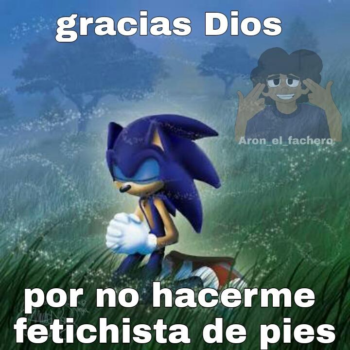 Gracias Dios - meme