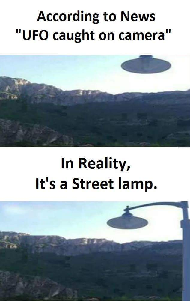 UFO - meme