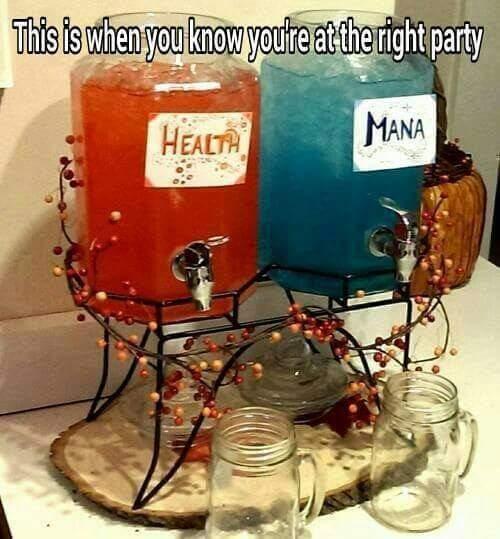 Great party - meme