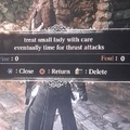 I found my OG character's message while on separate character
