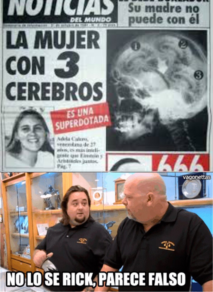 El Mundo(jajajaj) - meme