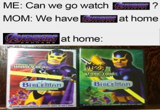 I've seen bits of it - meme