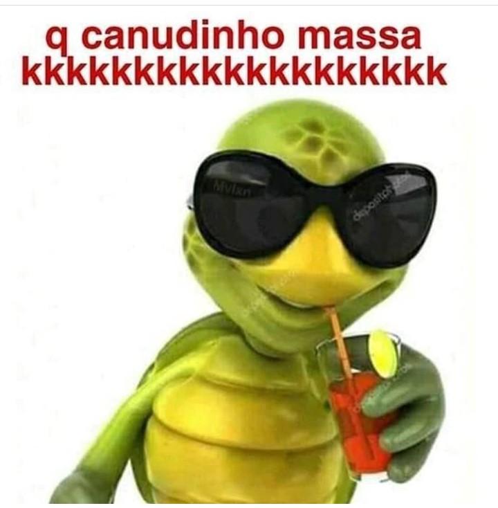 canudo show - meme