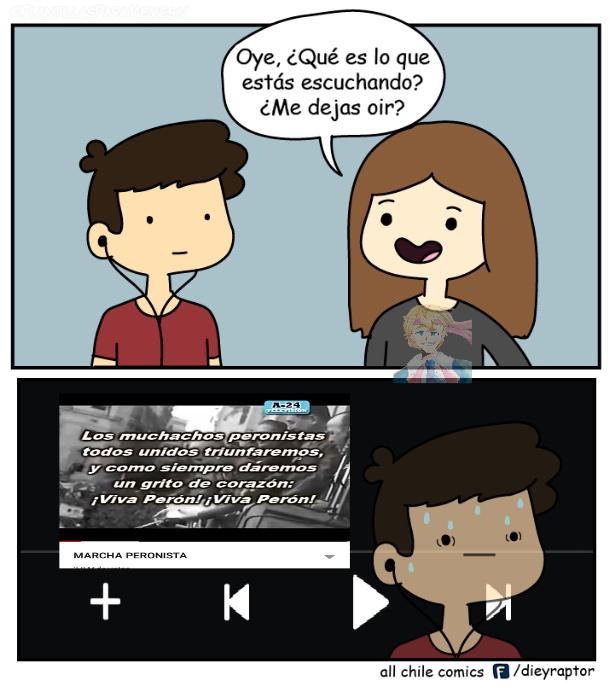 Chorros políticos de mierda socialista argentinos que se creen superiores Original Soundtrack - meme