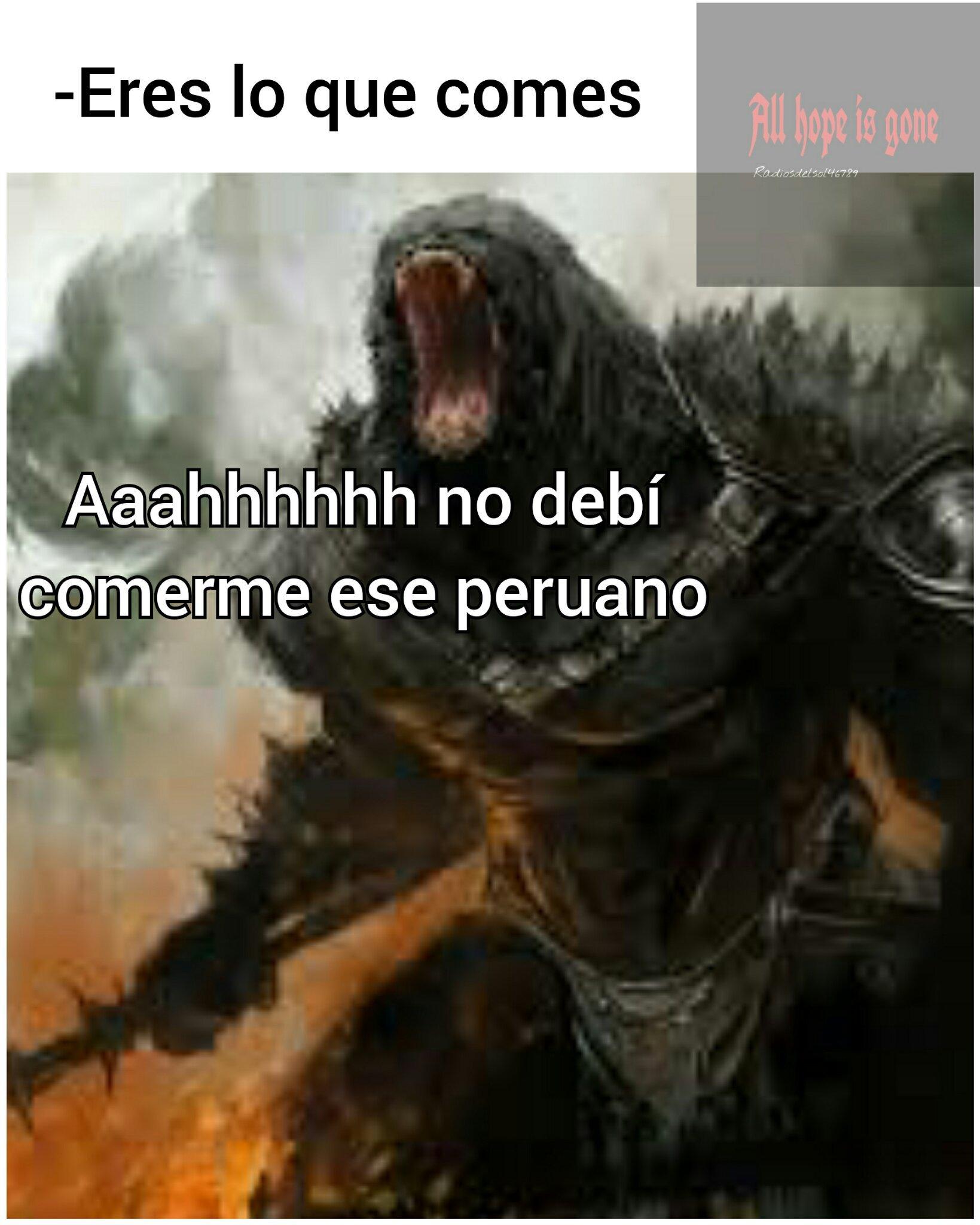 Qwertyuiopasdfghjklñzxcvbnm - meme