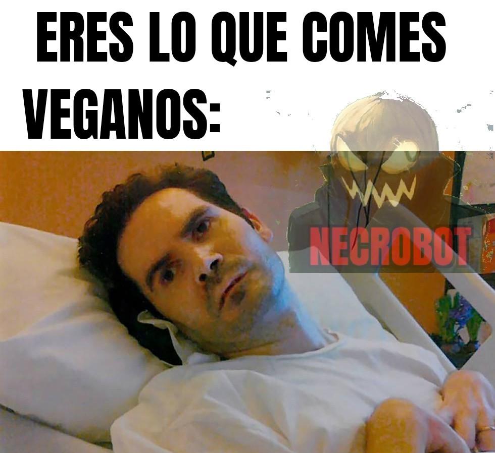 Estado vegetal - meme