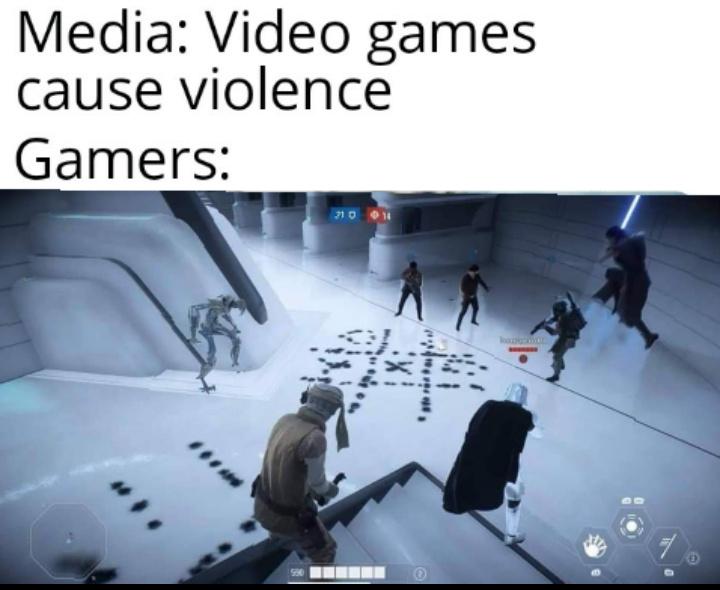 The loser dies - meme