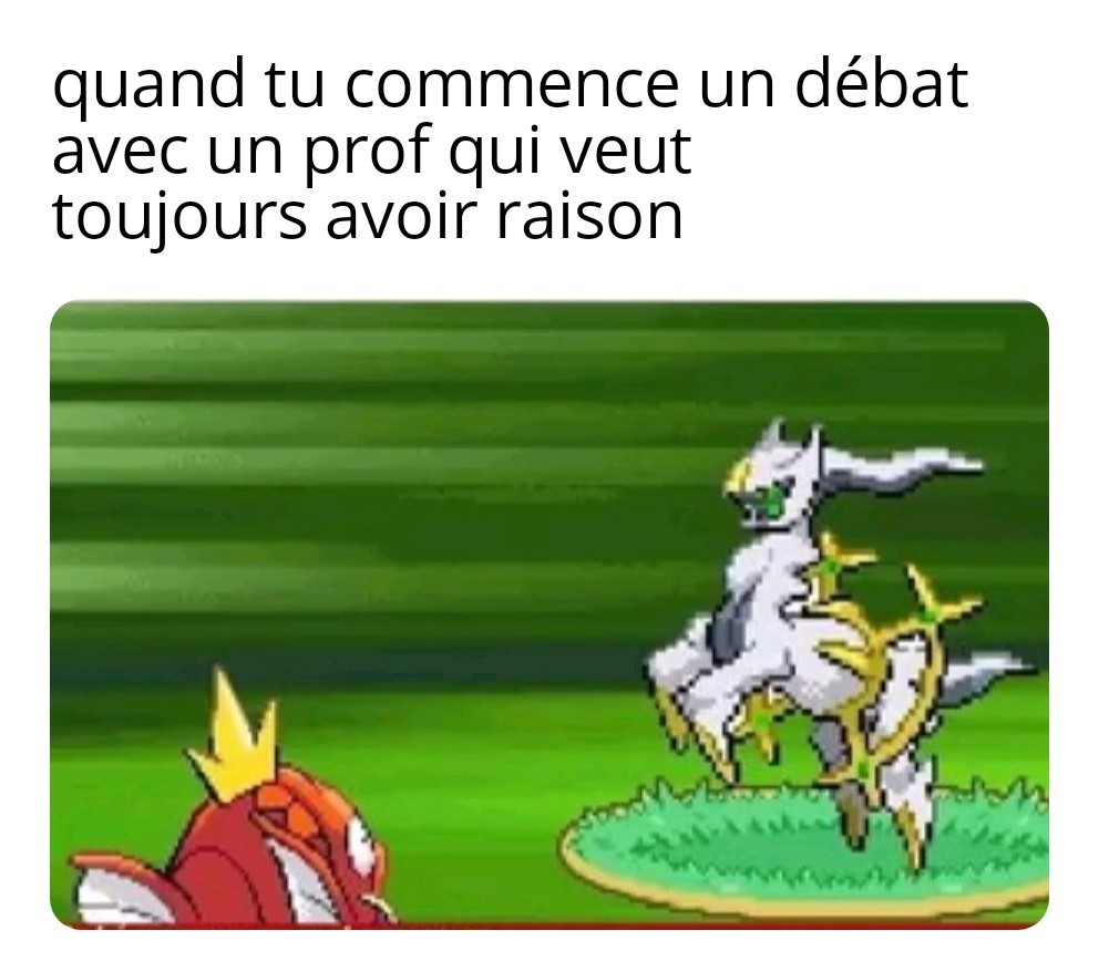 Bon courage - meme