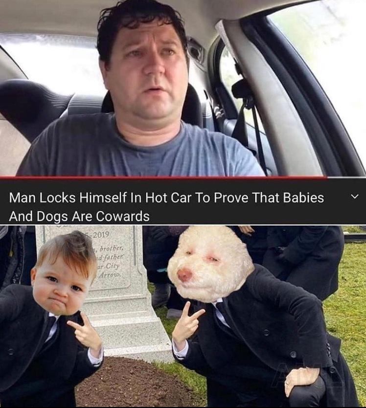 dead - meme