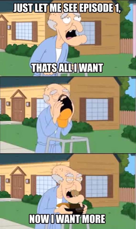 Oh ye season 3 - meme