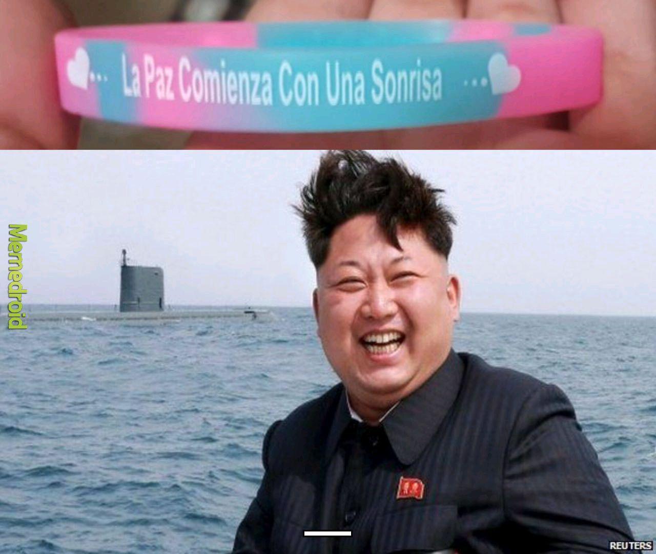 Paz - meme