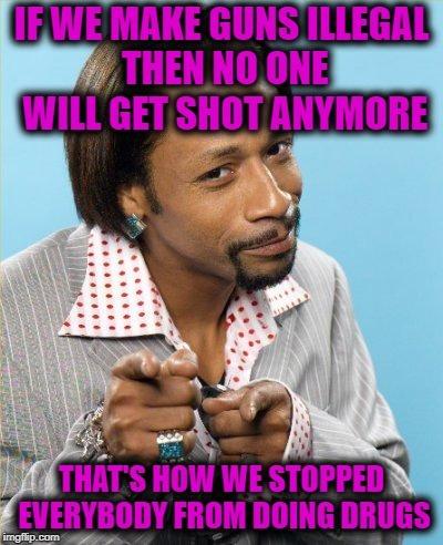 Guns & Drugs - meme