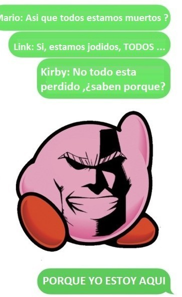 All kirby - meme