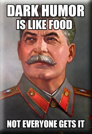 Stalin is not wrong - meme