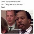 Hate sin, not the sinner