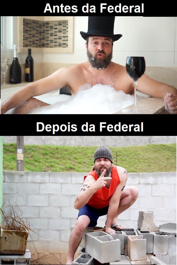 Federal não vende Mestres do Capitali$mo - meme