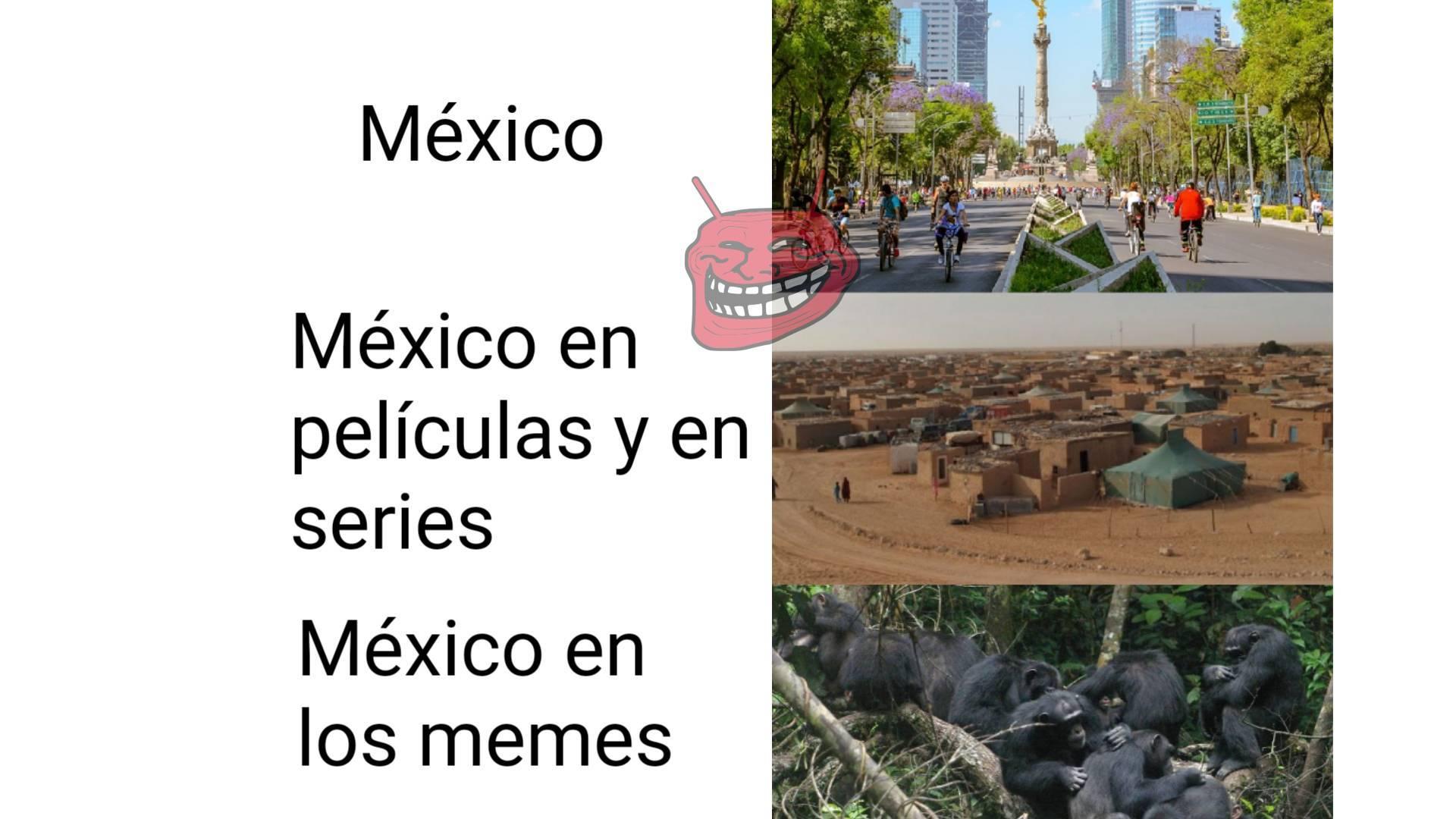 Aquí hay un meme