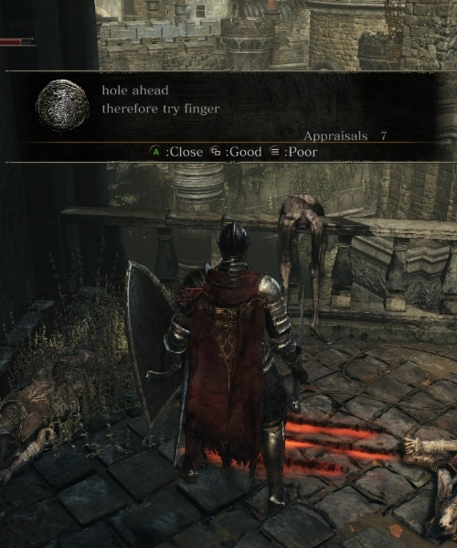 If you say so... Dark souls 3. - meme