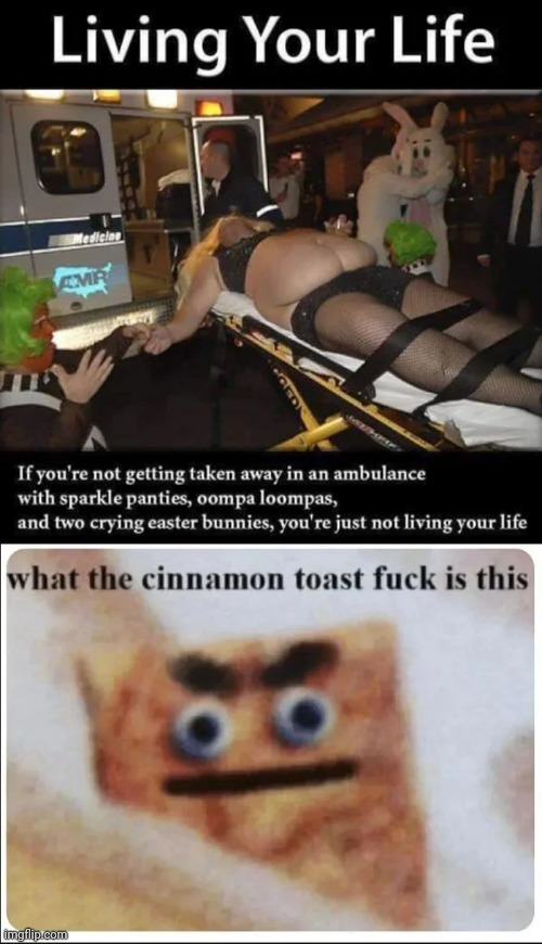Live to the fullest - meme