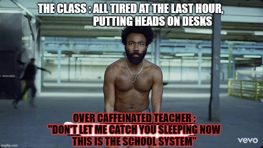 school system - meme