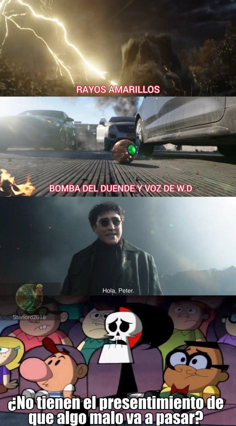 ESPECTACULAR! - meme