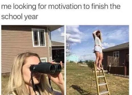 not gonna make it through finals week - meme