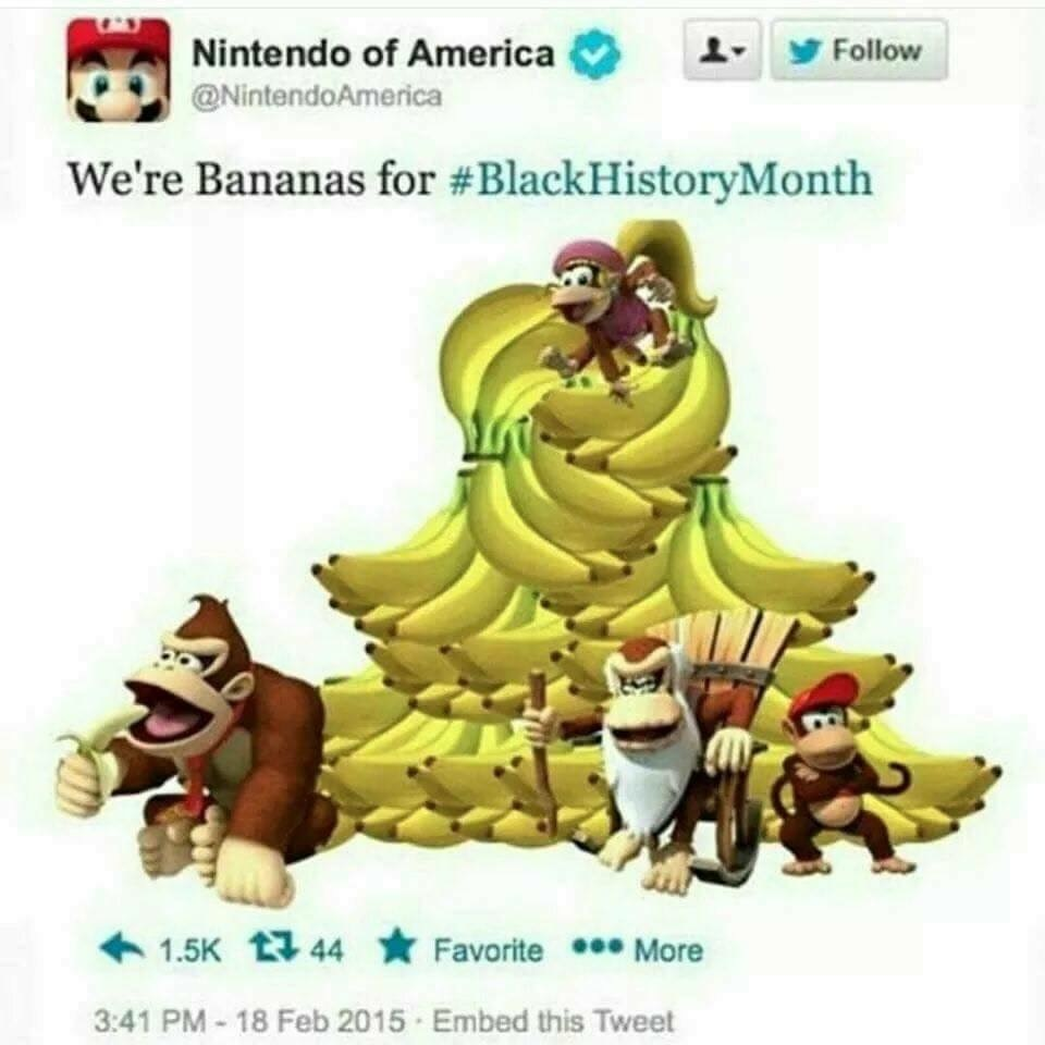 Absolutely bananas - meme