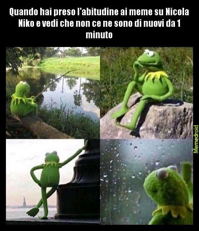 Basta con sti meme su NikoloNika
