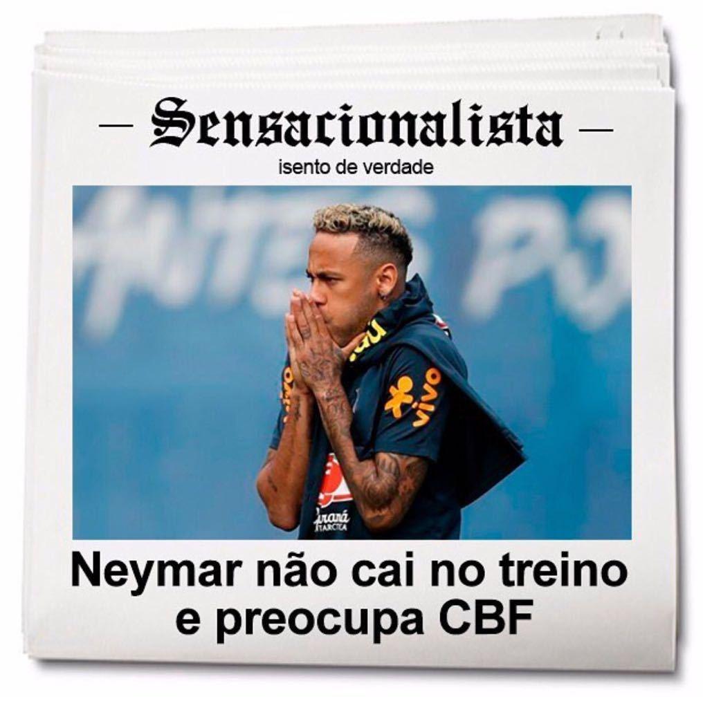 Menino neymar. - meme