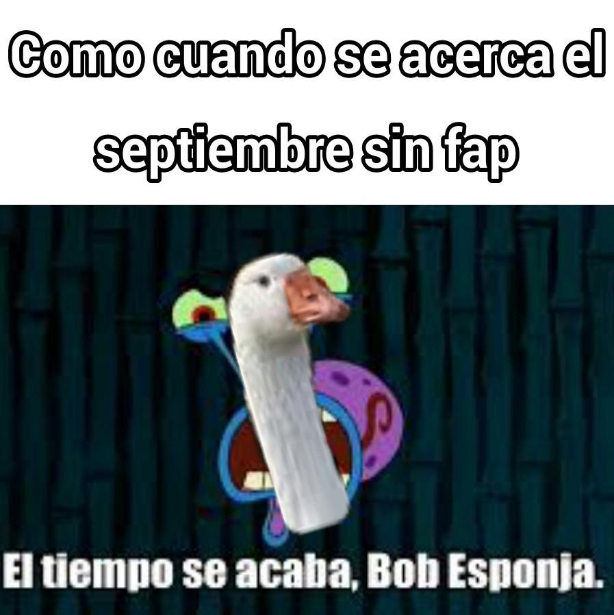 Se acerca septiembre... - meme