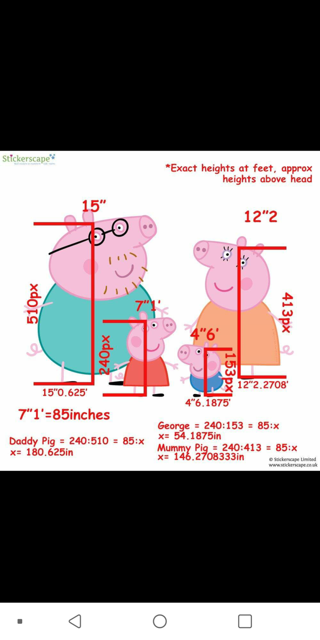 "The true terror of a 7'1"" Peppa - meme"
