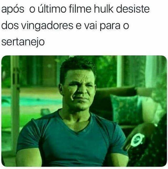 Insira o Hulk - meme