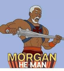 for the oldies that know who he man is - meme