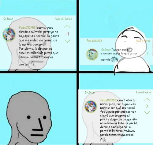 Hermoso ver la hipocresía de los demás - meme