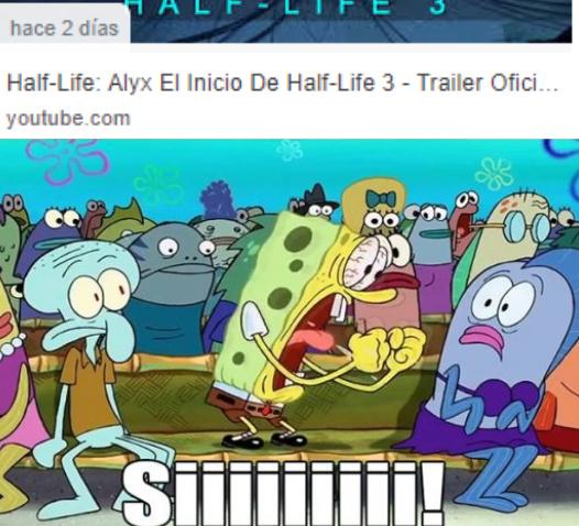 awww yeah (no sé nada de half life lol :stonerstanley:) - meme