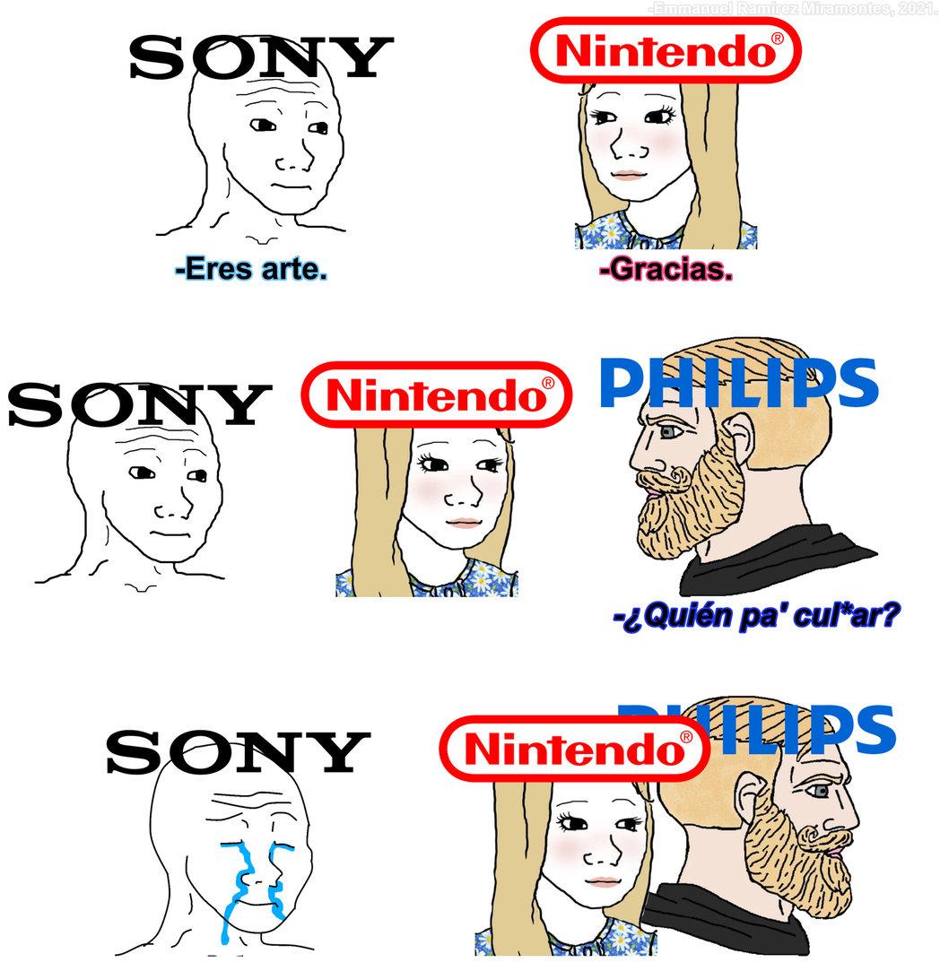 Playstation Origins. - meme