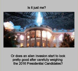#BetterThanTrump - meme