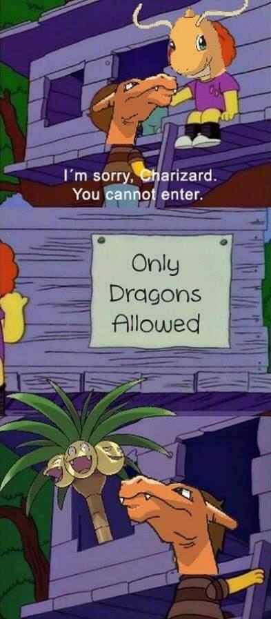 """dragons"" - meme"