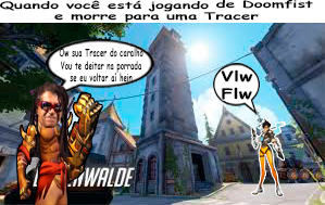 Tracer do karaio - meme